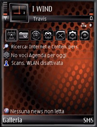 Fringe travis theme for nokia cell phones