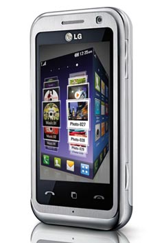 LG Arena KM900 Cell phone