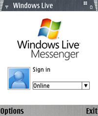 Live MSN for cell phones