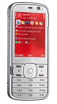 Nokia N79 cell phone