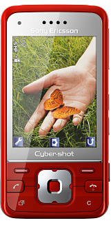 Sony Ericsson C903 cell phone