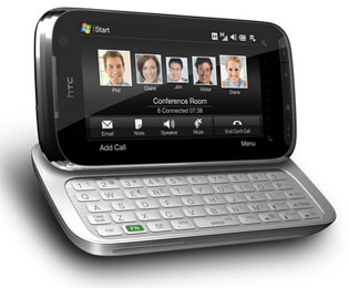 HTC touch pro 2 cell phone