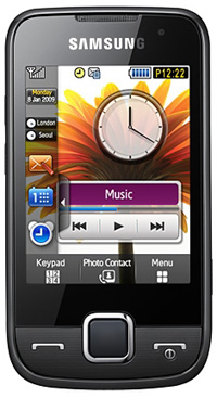 Samsung S5600 cell phone