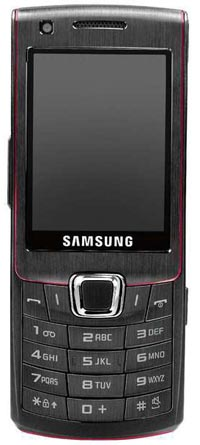 Samsung lucido cell phone
