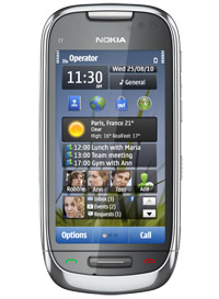 Nokia C7 arrive to Vodafone and T-mobile