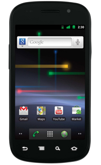 Google Nexus S launched