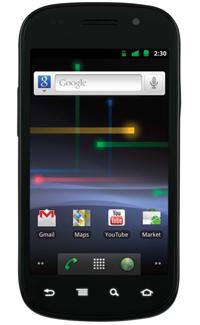 Google Nexus S launched